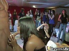 مهمانان ناخوانده و رابطه سکس پارتی حشری جنسی در مقابل دوربین