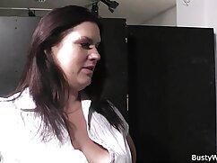 زیبایی فیلم سکس پارتی اسباب بازی بکارت خود را در انبار یونجه