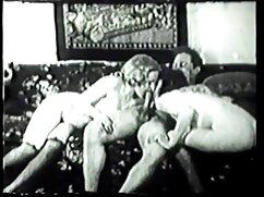 مردان سیاه و کیرپارتی سفید با دختران زرق و برق دار